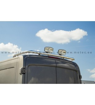 FORD TRANSIT 14+ LAMP HOLDER WORKING LIGHTS pcs - 807315 - Roofbar / Roofrails - Metec Van - Verstralershop