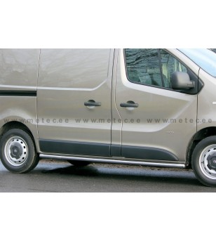OPEL VIVARO 14+ L1 SIDEBARS BRACE IT pair