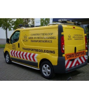 Renault Trafic 02- S-Bar L1 - SALE - OPRUIMING