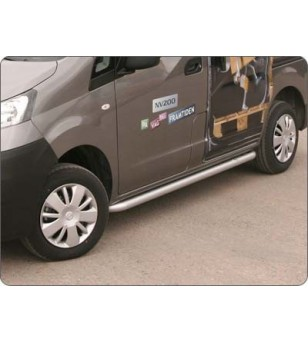 Nissan NV200 10- S-Bar L1 - SALE - OPRUIMING - S900077 AB - Sidebar / Sidestep - QPAX S-Bar