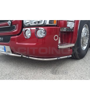 SCANIA BUMPER BARS 40, BIG BUMPER - 036SNRPG - Bullbar / Lightbar / Bumperbar - Unspecified