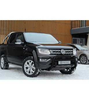 VW AMAROK 11+ EU EUROBAR PAINTED pcs - 84065071 - Bullbar / Lightbar / Bumperbar - Metec Car/SUV