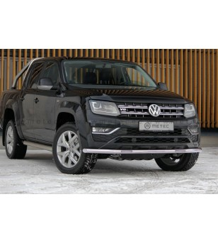 VW AMAROK 16+ CITYGUARD LED pcs - 84066879 - Bullbar / Lightbar / Bumperbar - Metec Car/SUV