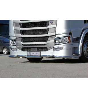 SCANIA R/S/G/P Serie 16+ K-LINER CITYGUARD LED - all bumpers
