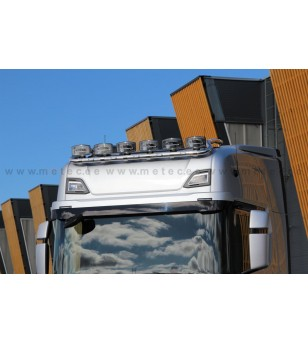 SCANIA R/S/G/P Serie 16+ ROOF LAMP HOLDER LED WIDE - Normal & High roof