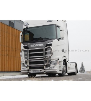 SCANIA R/S/G Serie 16+ TRUCK GRIFFIN-2 CATTLEGUARD - low & medium bumper