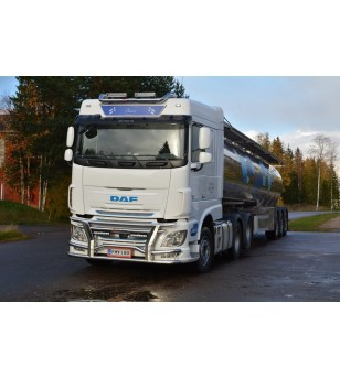 DAF XF 105/106 Top Bar SpaceCab - 105106 - Roofbar / Roofrails - Unspecified