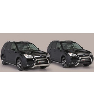 Forester 2013- Design Side Protection Oval