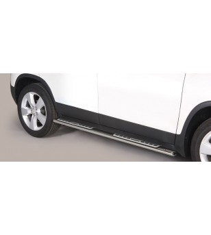 Trax 2013- Design Side Protection Oval - DSP/353/IX - Sidebar / Sidestep - Unspecified