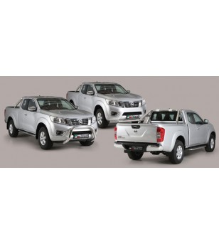 Navara NP300 King Cab 2016- Design Side Protection Oval