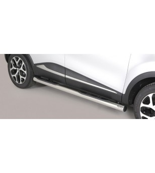 Captur 2018- Grand Pedana ø 76 - GP/352/IX - Sidebar / Sidestep - Unspecified - Verstralershop
