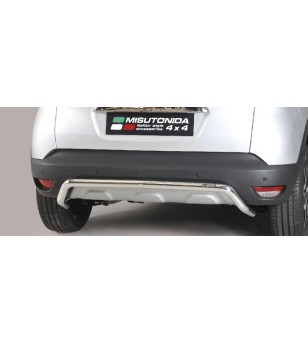 Captur 2018- Rear Protection - PP1/352/IX - Rearbar / Rearstep - Unspecified - Verstralershop