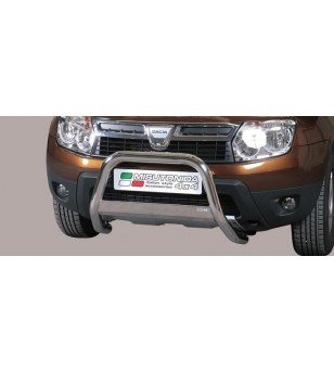 Duster 10- Medium Bar ø63 EU - EC/MED/272/IX - Bullbar / Lightbar / Bumperbar - Unspecified