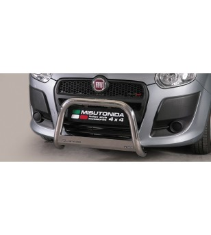 Doblo 2010- Medium Bar EU - EC/MED/329/IX - Bullbar / Lightbar / Bumperbar - Unspecified - Verstralershop