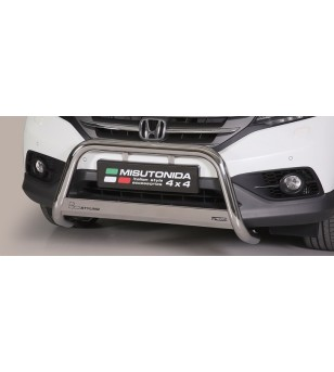 Honda CR-V 2012- Medium Bar EU - EC/MED/342/IX - Bullbar / Lightbar / Bumperbar - Unspecified - Verstralershop