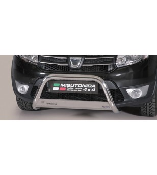 Dacia Sandero Stepway 2013- Medium Bar EU - EC/MED/347/IX - Bullbar / Lightbar / Bumperbar - Unspecified