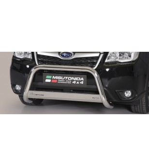 Dacia Sandero Stepway 2013- Medium Bar EU - EC/MED/348/IX - Bullbar / Lightbar / Bumperbar - Unspecified