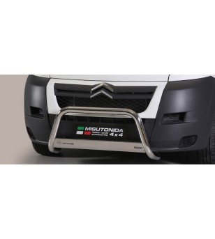 Citroën Jumper 2006+ Medium Bar EU - EC/MED/350/IX - Bullbar / Lightbar / Bumperbar - Unspecified