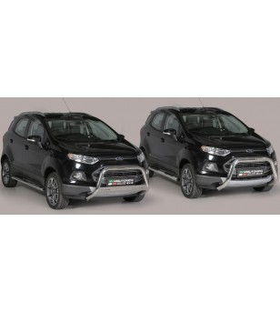 Ford Ecosport 2014- EC goedgekeurd Medium Bar ø63 rvs