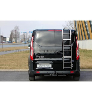 FORD TRANSIT CUSTOM 18+ Rear ladder