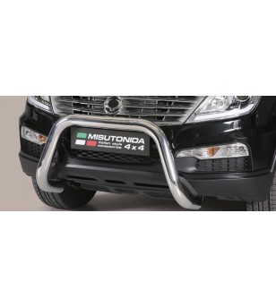 Rexton W 2013- Super Bar EU - EC/SB/346/IX - Bullbar / Lightbar / Bumperbar - Unspecified - Verstralershop