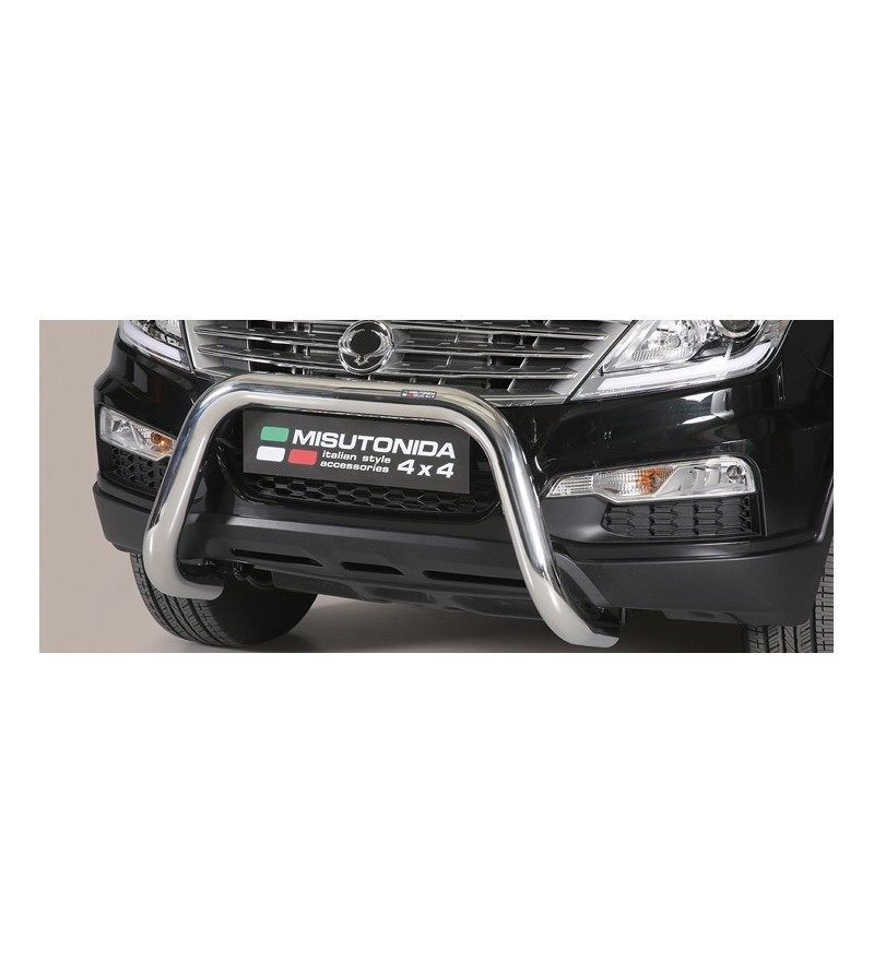 Rexton W 2013- Super Bar EU - EC/SB/346/IX - Bullbar / Lightbar / Bumperbar - Unspecified
