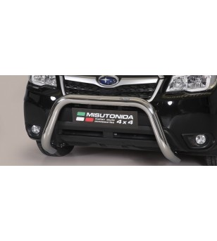 Forester 2013- Super Bar EU - EC/SB/348/IX - Bullbar / Lightbar / Bumperbar - Unspecified - Verstralershop