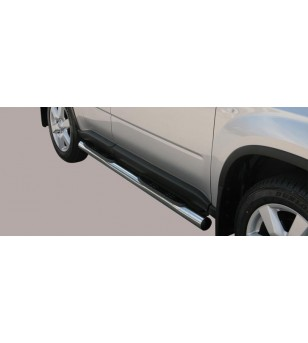 X-Trail 07-10 Grand Pedana ø76 - GP/207/IX - Sidebar / Sidestep - Unspecified