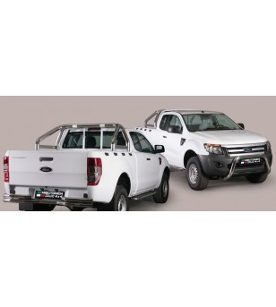 Ranger 2012- Super Cab Grand Pedana - GP/330/IX - Sidebar / Sidestep - Unspecified