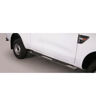 Ranger Super Cab 2012- Grand Pedana Oval - GPO/330/IX - Sidebar / Sidestep - Unspecified