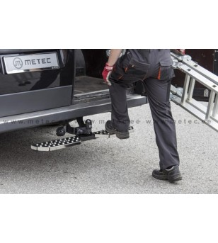 RENAULT TRAFIC 14+ RUNNING BOARDS to tow bar pcs LARGE