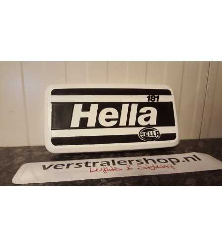 Hella Classic 181 cover white printed - 8XS 123 764-001 - Other accessories - Hella Protection Covers
