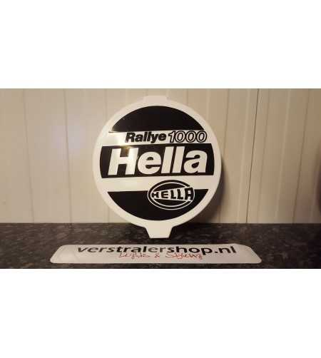 Rallye 1000 beschermkap wit bedrukt - 8XS 130 331-001 - Other accessories - Hella Protection Covers