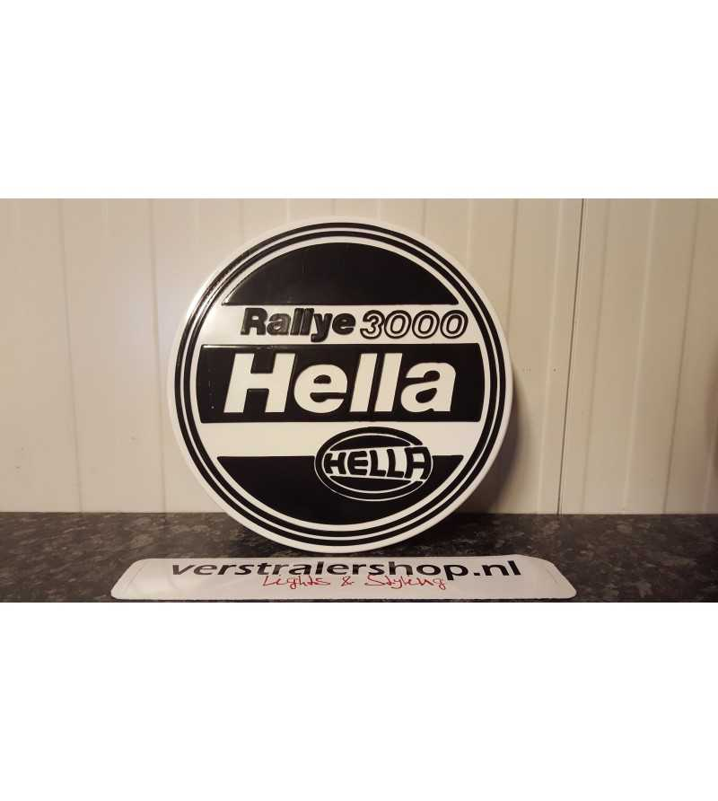 Rallye 3000 beschermkap wit bedrukt - 8XS 142 700-001 - Other accessories - Hella Protection Covers