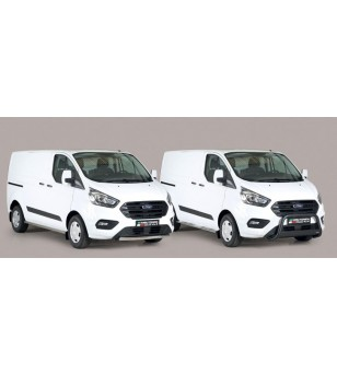 Ford Transit Custom L1 2018- Design Side Protection Oval