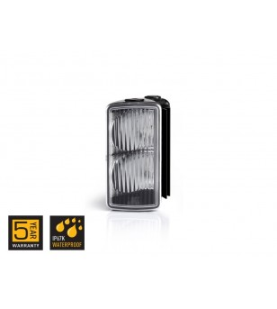 Lazer Carbon-2 - Reeded (Vertical) - 00C2-Comp-V - Lighting - Lazer Carbon