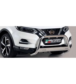 Qashqai 2017- Medium Bar - MED/363/IX - Bullbar / Lightbar / Bumperbar - Unspecified