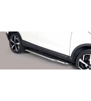 Qashqai 2017- Side Steps - P/363/IX - Sidebar / Sidestep - Unspecified