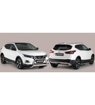 Qashqai 2017- Design Side Protection Oval