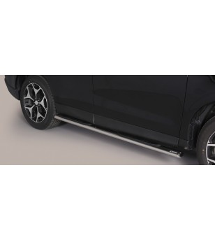 Subaru Forester 2013- Grand Pedana Oval - GPO/348/IX - Sidebar / Sidestep - Unspecified - Verstralershop