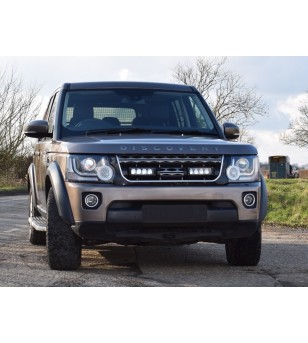 Discovery 4 2014- Lazer LED Grille Kit - GK-DISCO4-01K - Lighting - Lazer Grille Kits
