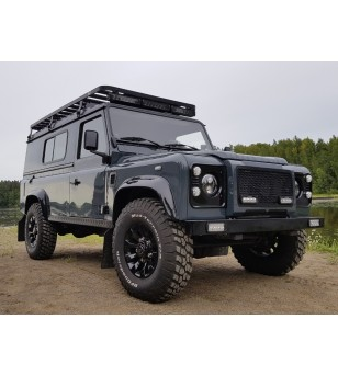 Defender Lazer LED Grille Kit - ZLD50807B - Lighting - Lazer Grille Kits
