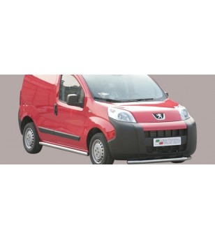 Peugeot Bipper 2008- Large Bar - LARGE/238/IX - Sidebar / Sidestep - Unspecified - Verstralershop