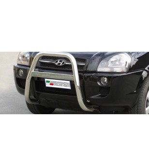 Hyundai Tuscon 2004-2014 High Medium Bar - MA/152/IX - Bullbar / Lightbar / Bumperbar - Unspecified
