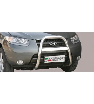 Hyundai Santa Fe 2006-2010 High Medium Bar - MA/176/IX - Bullbar / Lightbar / Bumperbar - Unspecified