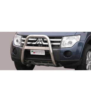 Mitsubishi Pajero 2007-2014 High Medium Bar - MA/194/IX - Bullbar / Lightbar / Bumperbar - Unspecified