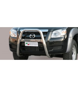 Mazda BT50 2007-2009 High Medium Bar - MA/195/IX - Bullbar / Lightbar / Bumperbar - Unspecified