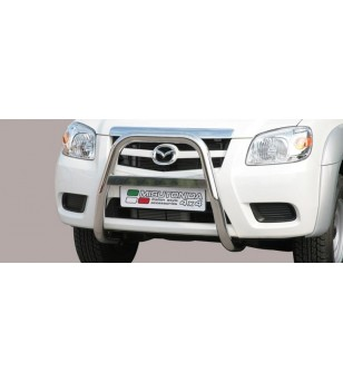 Mazda BT50 2009-2012 High Medium Bar - MA/252/IX - Bullbar / Lightbar / Bumperbar - Unspecified