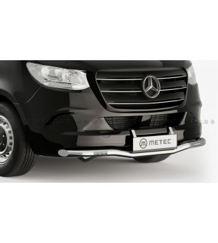 MB SPRINTER 18+ CITYGUARD LED pcs - 818855 - Bullbar / Lightbar / Bumperbar - Metec Van