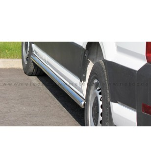 VW CRAFTER 17+ S-Liner SIDEBARS L2 - WB 3640mm